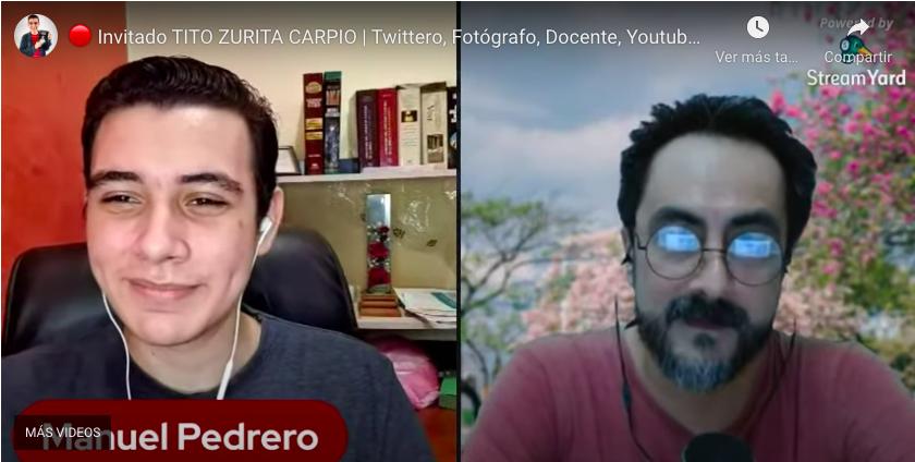 Video Columna con Manuel Pedrero