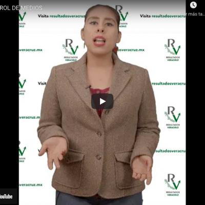Control de Medios con Debora Barradas