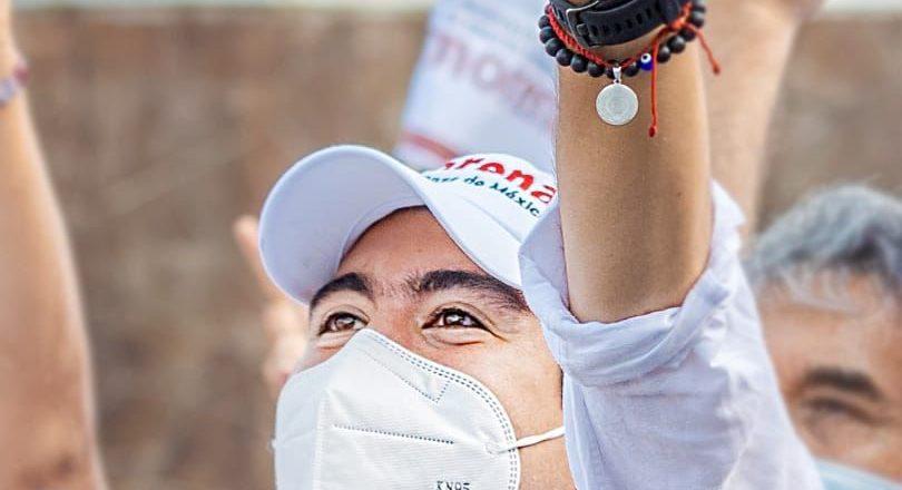 Chago Salazar gana el debate en Tantoyuca
