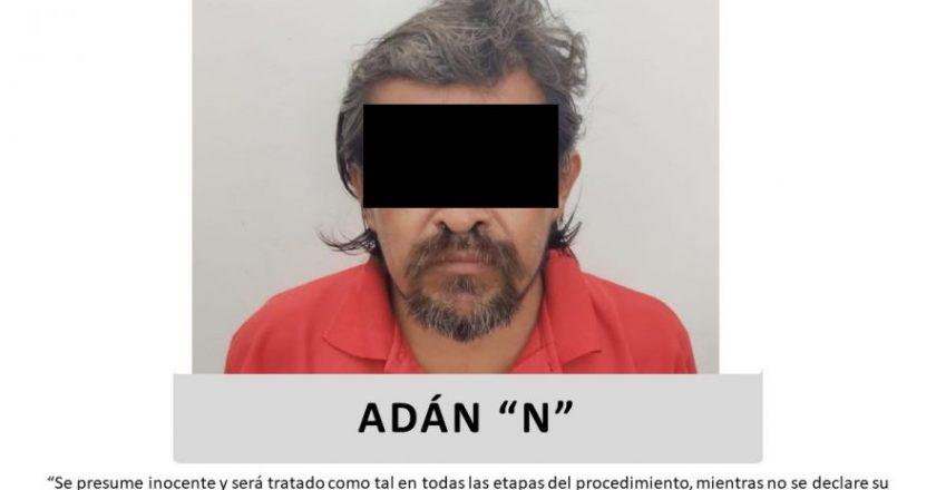 "Vinculado a proceso por presunto feminicidio de Itzel Dayana ""V"""