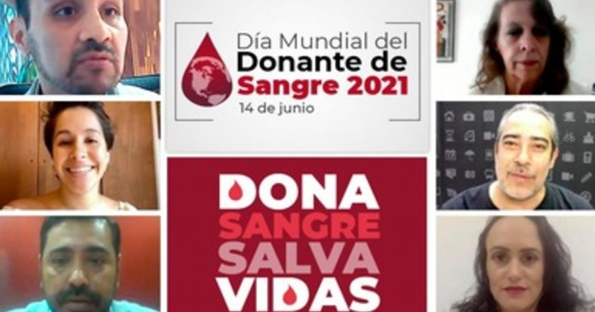 Incrementa donación de sangre voluntaria y altruista durante el 2020