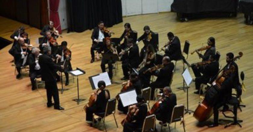 Con obras de Rossini, Liszt y Schubert, la OCBA se reencuentra con su público en el Palacio de Bellas Artes