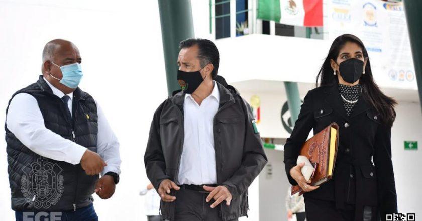FGE reporta resultados de acciones en la Mesa de Coordinación para la Construcción de la Paz presidida por el gobernador Cuitláhuac García
