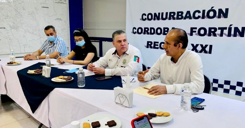 Encabezan SSP-STPS reunión con el Consejo Coordinador Empresarial de Córdoba y Orizaba