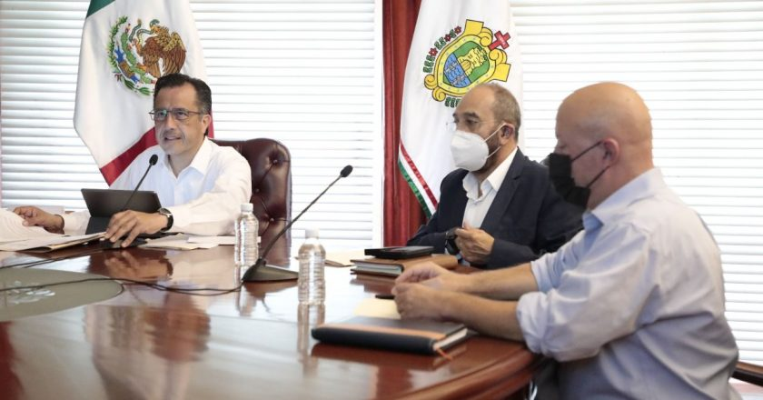 Propone Veracruz perfiles ciudadanos para integrarse al Consejo Nacional de Seguridad Pública
