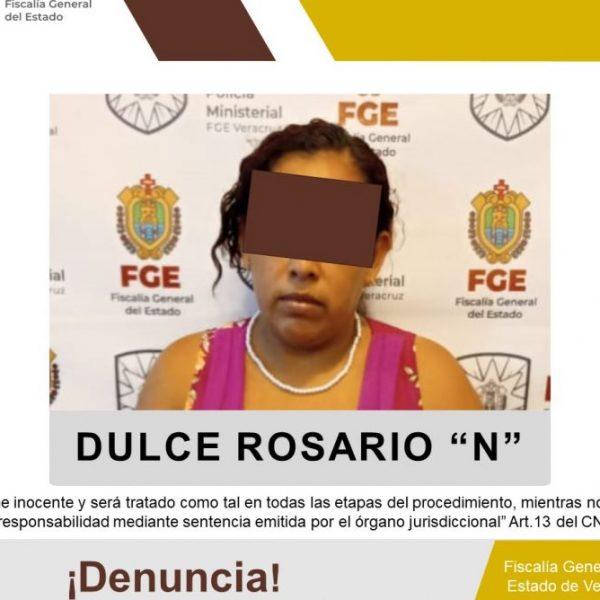 Procede FGE contra presunta secuestradora de la zona centro